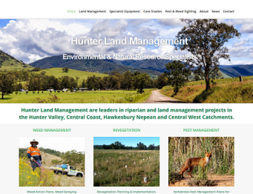 The new HLM website