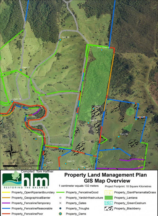 topical mapping hunter valley